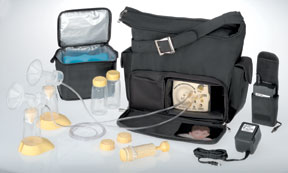 Medela Punp In Style Advanced breastpump kit